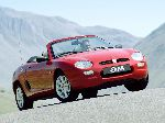 photo Car MG F