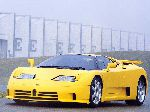 photo Car Bugatti EB 110