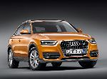 photo 1 Car Audi Q3 Crossover (8U [restyling] 2015 2017)