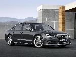 photo 1 Car Audi S8 Sedan (D4 [restyling] 2013 2017)