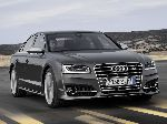 photo 2 Car Audi S8 Sedan (D4 [restyling] 2013 2017)