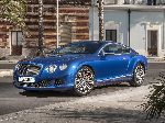 photo 12 Car Bentley Continental GT Coupe 2-door (2 generation [restyling] 2015 2017)