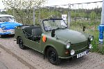 photo Car Trabant P 601