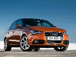 photo 1 Car Audi A1 Sportback hatchback 5-door (8X 2010 2014)