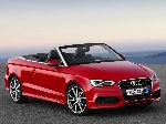 photo 8 Car Audi A3 Cabriolet (8V [restyling] 2016 2017)