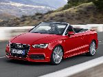 photo 9 Car Audi A3 Cabriolet (8V [restyling] 2016 2017)