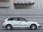 photo 24 Car Audi A3 Sportback hatchback 5-door (8V 2012 2016)