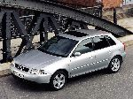 photo 8 Car Audi A3 hatchback