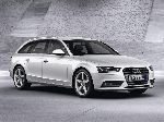 photo 1 Car Audi A4 Avant wagon 5-door (B8/8K [restyling] 2011 2016)
