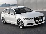 photo 1 Car Audi A6 Avant wagon 5-door (4G/C7 [restyling] 2014 2017)