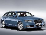 photo 12 Car Audi A6 Avant wagon 5-door (4G/C7 [restyling] 2014 2017)