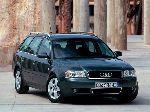 photo 20 Car Audi A6 Avant wagon 5-door (4G/C7 [restyling] 2014 2017)