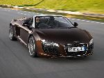 photo 1 Car Audi R8 Spyder cabriolet (1 generation [restyling] 2012 2015)