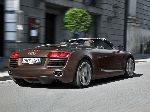 photo 2 Car Audi R8 Spyder cabriolet (1 generation [restyling] 2012 2015)