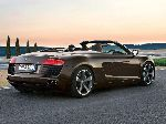 photo 5 Car Audi R8 Spyder cabriolet (1 generation [restyling] 2012 2015)