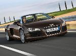 photo 6 Car Audi R8 Spyder cabriolet (1 generation [restyling] 2012 2015)