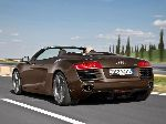 photo 7 Car Audi R8 Spyder cabriolet (1 generation [restyling] 2012 2015)
